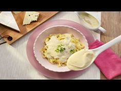 Salsa de quesos - Nestlé IDEAL - YouTube Queso Fresco, Sauce Recipes, Eggs, Homemade, Breakfast, Food, Gazpacho, Youtube, Salad Dressings