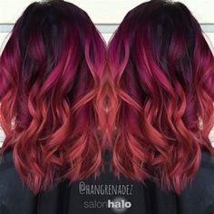 Berry Sunset Color Melt/ Formulas & SBS