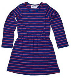 Striped Dress from Mini Rodini