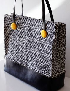 DIY: fall handbag