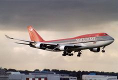 northwest airlines | Northwest Airlines Boeing 747-400