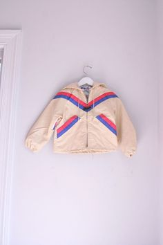 Vintage girls jacket weather tamer 4/5 by fuzzymama on Etsy, $16.00