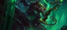 Elo Escape #1: Twitch  All about League of Legends Champions, starting with The Plague Rat.