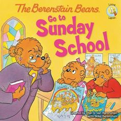 When Mama Bear decides it's been too long since they've attended church at the Chapel in the Woods, the Bear family works to get back in the habit. It isn't long before the family remembers what a wonderful place the church is and finds that going to church is something they look forward to every week.   The Berenstain Bears Go to Sunday School was the 2009 Retailers Choice Award winner in the Children's Nonfiction category.
