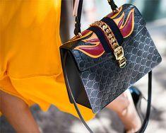 Что носят на Неделе моды в Нью-Йорке: 4 часть (фото 12)