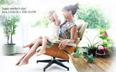 www.theglow.com   cool website about stylish mommies