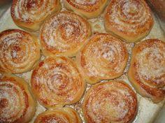 Fatias Hungaras (rosquinhas)