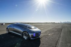 We took a ride in the Mercedes-Benz F 015, a self-driving car from 2030: http://theverge.com/e/8027602