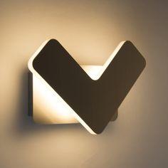 Die #Wandleuchte Check #LED Stahl. Mit unserer neuen Check Collection kannst du das #Interieur jeder Wohnfläche komplett vervollständigen! Diese Leuchten sind eine lohnende Ergänzung zu deiner Küche, Bad, Schlafzimmer oder Wohnzimmer und verfügen über eine integrierte LED-Beleuchtung.