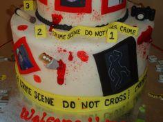 CSI For a Birthday Party! - Great Birthday Ideas...