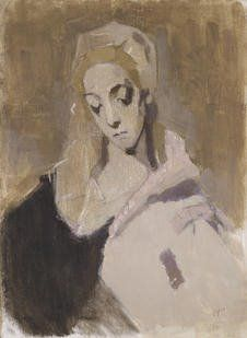 Helene Schjerfbeck (1862 – 1946) Finnish painter