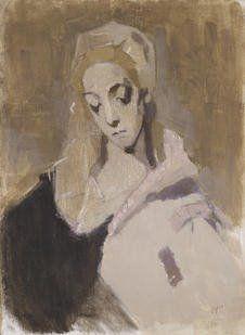 Helene Schjerfbeck (1862 – 1946) Finnish painter
