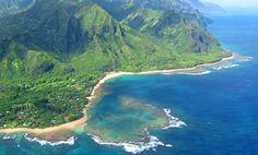 Kauai Beaches and Tunnels