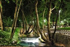 #waterfall_in_the_trees #nature  #Greece