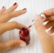 How to fix old nail polish that is too sticky