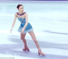 A GIF Guide to Figure Skaters' Jumps at the #wintergames -