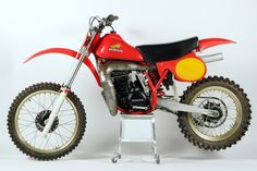 Honda RC 500 De Coster 1980