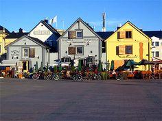 Oulu, Finnland - http://finnland-rundreisen.com/de/Reiseziele/Oulu