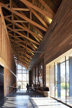 Einfach und komplex: Besucherzentrum in Kentucky-DETAIL.de