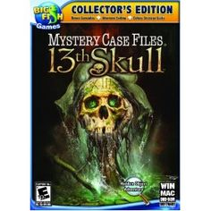 gratuitement mystery case files 13th skull tm