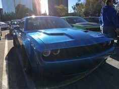 #dodge #challenger #mopar #supercarsunday #losangeles #california #carsofinstagram #carsandcoffee