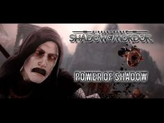 Power of the Shadow DLC - Middle-earth: Shadow of Mordor Shadow Of Mordor, Middle Earth, Gaming, Videogames, Game