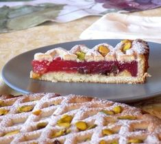This Sicilian Watermelon Tart recipe is the best sicilian summertime recipe, refreshing and colorful. Sicilian Recipes, Pastry Recipes, Tart Recipes, Mexican Food Recipes, Dessert Recipes, Cooking Recipes, Desserts, Italian Pastry Cream Recipe, Kitchens