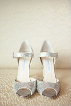 silver jimmy choo shoes