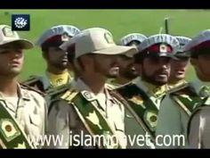 الجيش الايراني يقرأ القرآن بشكل مهيب تقشعرله الأبدان