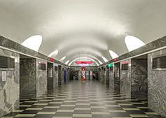 Estação Tchernichevskaia (metro de São Petersbourg)