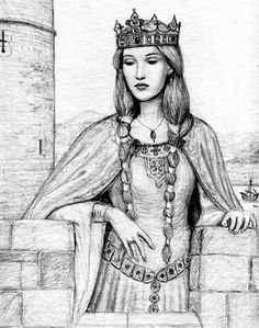 King arthur and queen guinevere love story