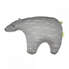 OYOY / Dětský polštářek/hračka polární medvěd Knut