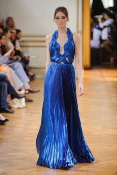 Défilé Zuhair Murad Automne-hiver 2013-2014 Haute couture | Le Figaro Madame