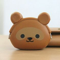 Coin Pouch Beruang Rp 50.000
