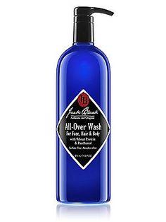 Jack Black All-Over Wash - No Color