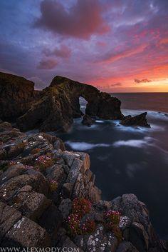 Cuan Onfhadhach, Outer Hebrides, Scotland