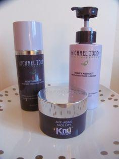 New skin care from Michael Todd please! (: http://www.michaeltoddtrueorganics.com/skin-type/normal-combination-skin/combination-skin-discovery-kit.html