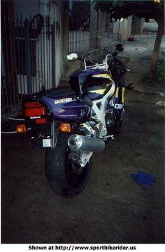 1995 CBR 900 RR Fireblade
