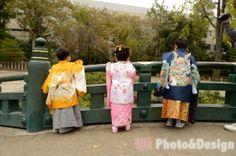 七五三 Japanese Clothing, Japanese Outfits, East Asian Countries, Japanese Things, Rite Of Passage, Rising Sun, Traditional Japanese, Yukata, Vera Bradley Backpack
