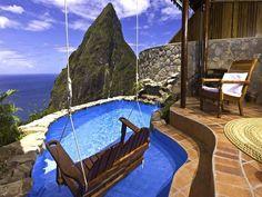 Ladera Resort, St Lucia