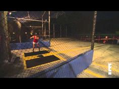 Nikki Bella Battles John Cena in the Cage - Total Divas Bonus Clip - YouTube