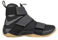 "f52a6e3b5404  sneakers  news The Nike LeBron Soldier 10 Just Released In A ""Black"