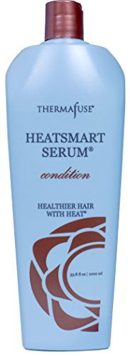 ThermaFuse HeatSmart Serum Condition 338 oz Hair Conditioner with Certified Organic Essential Oils * Click image to review more details.