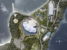 In Progress: Primorsky Aquarium / OJSC Primorgrajdanproekt (MASTER PLAN)
