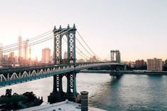 city, bridge, and travel image New York Wallpaper, Mac Wallpaper, Macbook Wallpaper, Computer Wallpaper, Travel Around The World, Around The Worlds, Places To Travel, Places To Visit, Travel Destinations