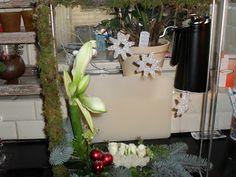 Kerststuk 2012