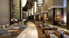 LW : Projects : JW Marriott Marquis