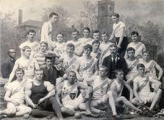 Amherst College track team, 1892