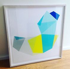"""'Glide 3' by Frea Buckler, selected for the 2016 Royal Academy Summer Show (edition of 30, 50 x 50 cm). Frea's work """"retains the precision and technique of screenprinting, but adopts an improvisational method more like drawing or painting"""". - #freabuckler #silkscreenartist #contemporaryart #royalacademyofarts #rasummershow #printmaking #screenprints #geometricart #geometric #geometry #line #pattern #colour #prints #onlineprintshop #limitededitionprints #lookup #lookupprints Royal Academy Of Arts, Online Print Shop, Screenprinting, Affordable Art, Geometric Art, Limited Edition Prints, Looking Up, Installation Art, Printmaking"""