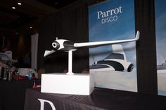 Parrot Disco -  Just toss this new drone into the air and its autopilot and A.I. handle business from there.  The post Parrot Disco appeared first on WIRED.